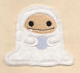 Abominable Snowman 2 (Applique)_image