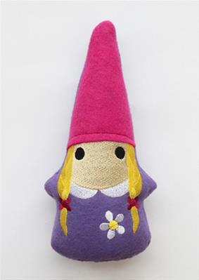 Lady Gnome (Stuffed)_image