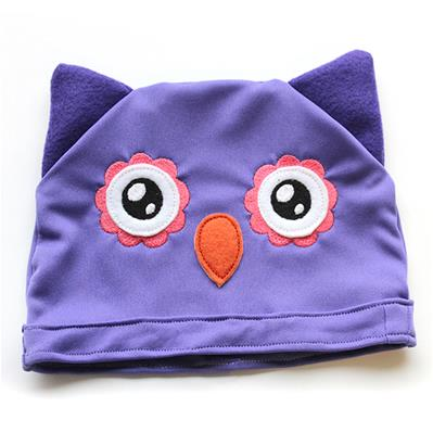 Noggin Nanimals - Owl Face (Applique)_image