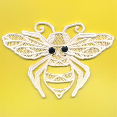 Buzzing Bee (Lace)_image