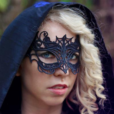 Belle of the Ball Mask (Lace)_image