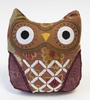 Cozy Owl (Stuffed)_image