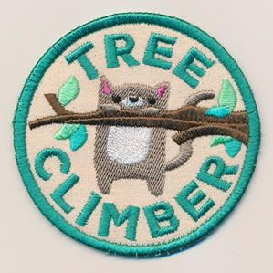 Adventure Merit Badges - Tree Climber (Patch)_image