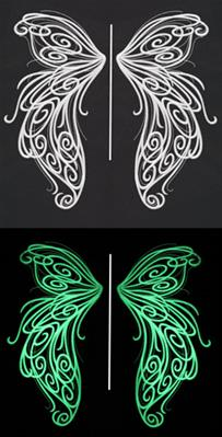 Dark Fairy (Wing Pair)_image