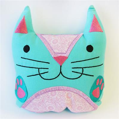 Cozy Critters - Cat (Stuffed)_image