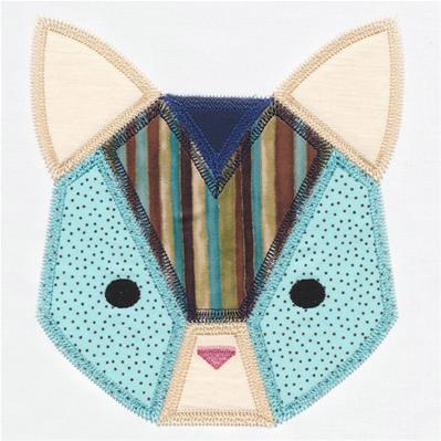 Cat Quilt Block (In-the-Hoop)_image
