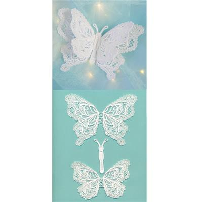 Layered Butterfly (Lace)_image