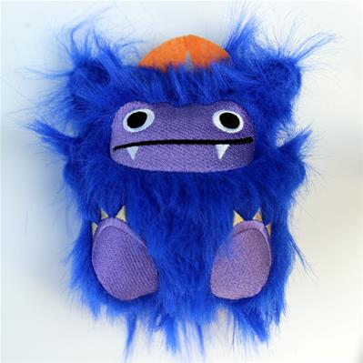 Fluffy Monster (Stuffed)_image