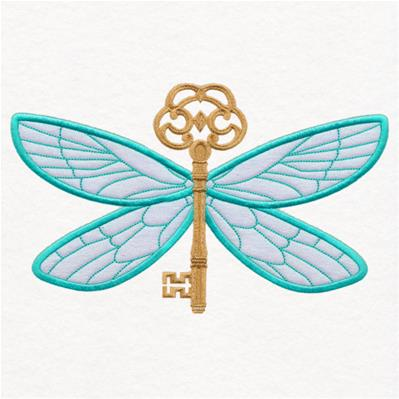 Flighted Fancy (Applique)_image