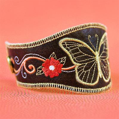 Butterfly Dreams Cuff_image
