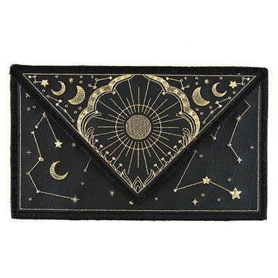 Dreamy Constellations Clutch (In-the-Hoop)_image