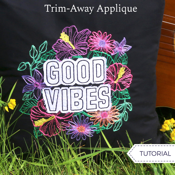 Trim-Away Applique