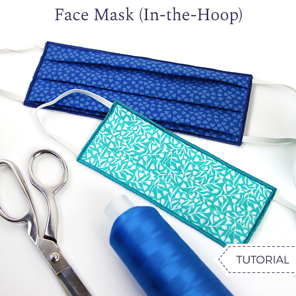 Face Mask (In-the-Hoop)