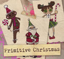 Primitive Christmas (Design Pack)