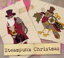 Steampunk Christmas (Design Pack)