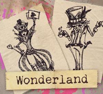 Wonderland (Design Pack)