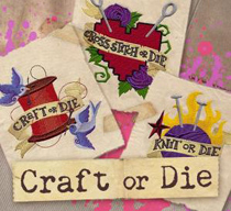 Craft or Die (Design Pack)
