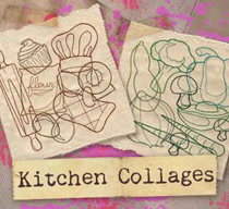 Kitchen Collages (Design Pack)