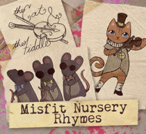 Misfit Nursery Rhymes (Design Pack)