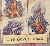 The Seven Seas (Design Pack)